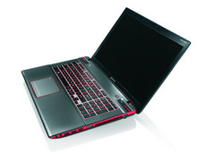 Toshiba Qosmio X870 gaming laptop
