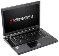 Digital Storm debuts the X17E gaming laptop