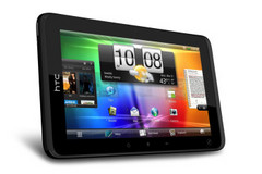 Sprint officially unveils HTC Evo View 4G tablet