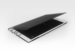 Solar-powered laptop shortlisted in Fujitsu design competition