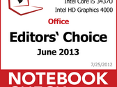 Notebookcheck's Best of June 2013 - Notebooks