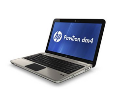 HP Pavillion dm4x now on sale