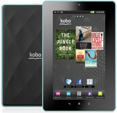 WHSmith launches Kobo Vox competitor to the Kindle Fire
