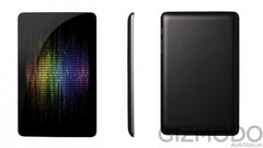 Google Nexus 7 details and photo leaked