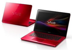 Sony releases the luxury VAIO | Red Edition