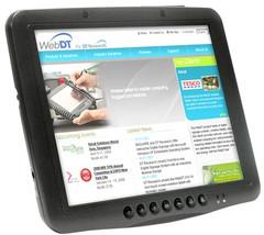 WebDT 312 tablet shows up in FCC