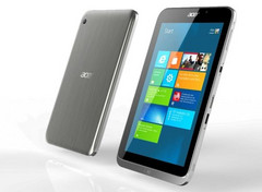 Acer Iconia W4 tablet uncovered