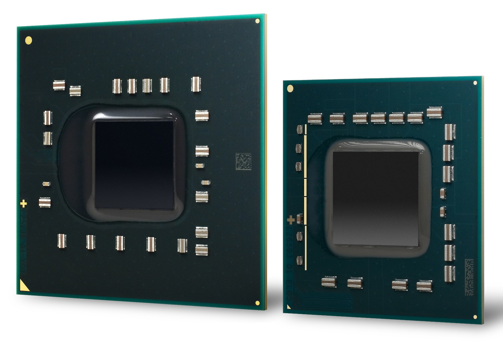 Intel Graphics Media Accelerator GMA X3100 Vs 4500M