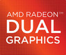 AMD Radeon HD 6520G + HD 7450M Dual Graphics
