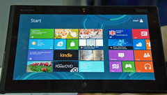 Lenovo Gives Demo of it's yet to be Released Windows 8 ThinkPad tablet