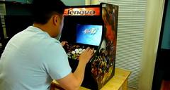 ArcadeDock gaming dock for Lenovo laptops
