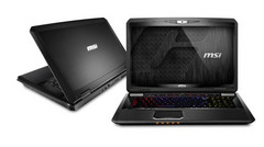 MSI GX780 and GT780R gaming notebooks now shipping