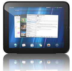 HP files 6 new TouchPad trademarks