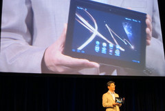Sony officially unveils Playstation tablet
