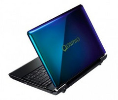 Toshiba introduces Laptop with color-changing Lid