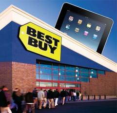 Best Buy reveals three queer iPad SKU entries