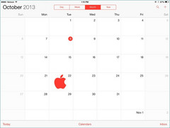 Apple iPad event scheduled for October 22