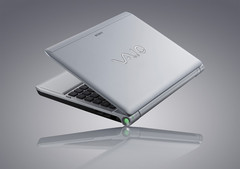 Sony unveils the stylish 13-inch Vaio S
