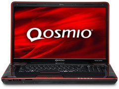 New Toshiba Qosmio gaming notebook pops up