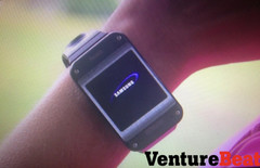 Images of Galaxy Gear prototype leaked online