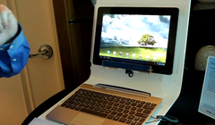 Hands-on video with Asus Transformer 700