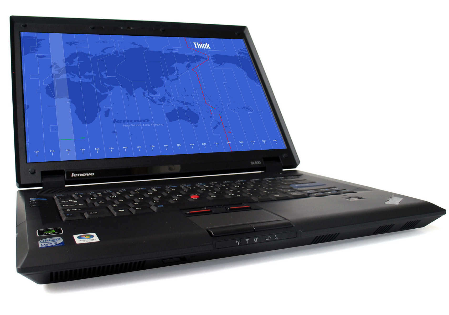 Lenovo Thinkpad SL500 - Notebookcheck.net External Reviews