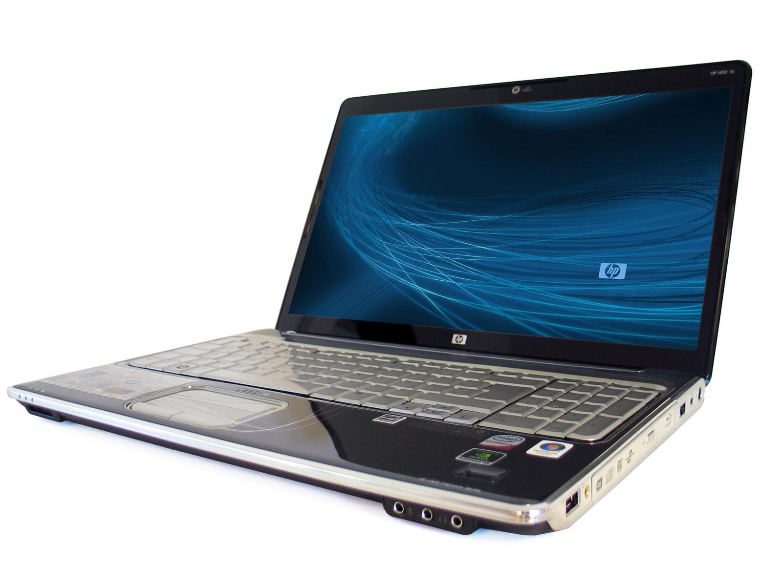 HP Pavilion HDX16t - Notebookcheck.net External Reviews