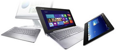 ASUS announces Transformer Book T300 ultraportable