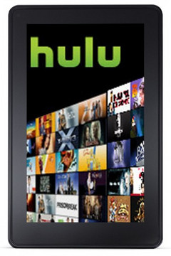 Amazon Kindle Fire to get Hulu Plus access