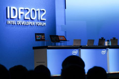Intel Keynote speech touches on Haswell, Dragon Assistance and