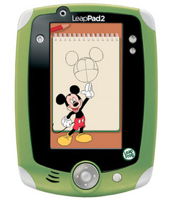 LeapFrog intros the LeapPad 2 learning tablet