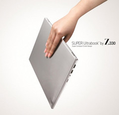 LG announces Z330 and Z430 Ultrabooks