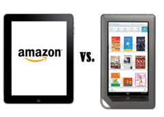 B&N's Nook Color 2 could ship before Amazon tablet