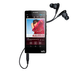 Sony unveils the F886 Android Walkman