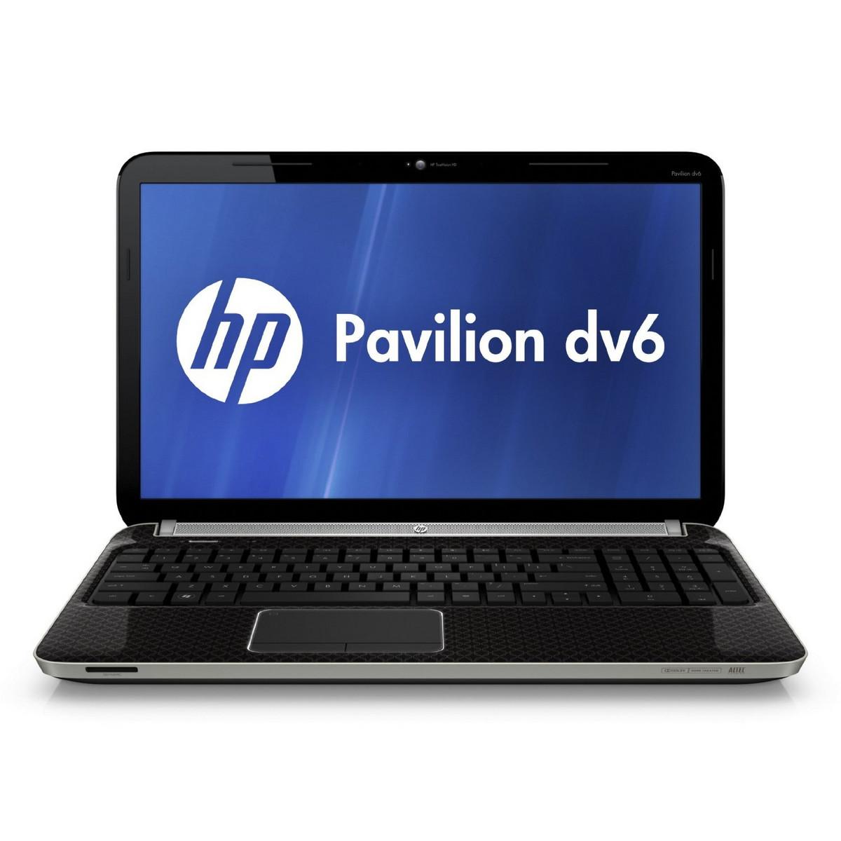 HP Pavilion dv6 - Disassembly - YouTube