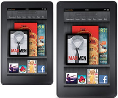 Atleast three Kindle Fires are coming, one with 4G