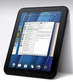 HP TouchPad now available in Canada, UK
