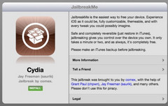JailbreakMe 3.0 now available for your iPad 2