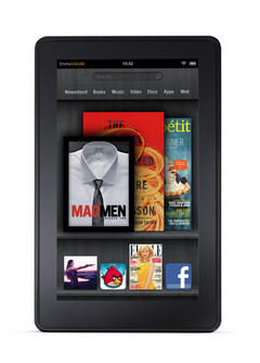 Kindle Fire 2 could be larger with an 8.9-inch screen