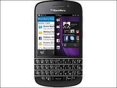 WSJ: BlackBerry Q10 sales disappoint