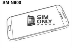 Leak shows specs of upcoming Samsung Galaxy Note 3