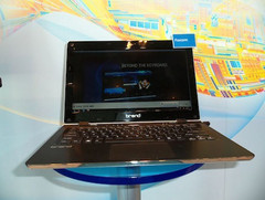 Foxconn shows off 13-inch Ultrabook during IDF 2011