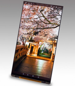 Japan Display unveils a 5.4-inch 1440p display for smartphones