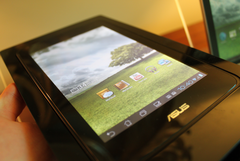 Asus unveils 7-inch Memo tablet