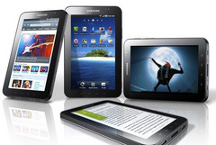 Tablets top gadget line-up on the holiday shopping list