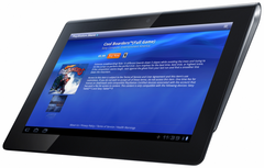 Sony Tablet S gets Playstation Store and Music Unlimited