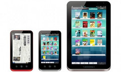 Sharp discontinues Galapagos tablet series, almost