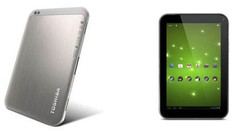 Toshiba's latest ICS tablet trio hits Australia