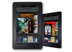 Amazon planning a 10-inch Kindle Fire?