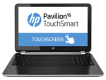 HP Pavilion Touchsmart 15-N062SF